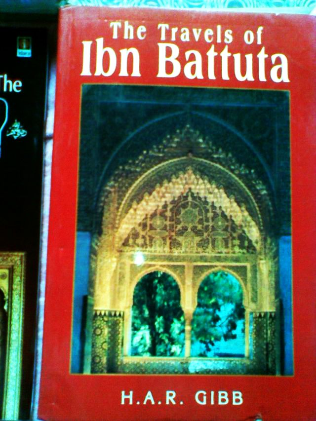 """Who Lives Sees, Who Travels Sees More"" - So said Ibn Battuta and created history."