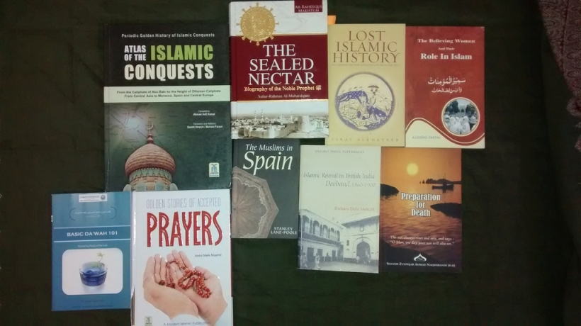 Book # 6: Stories of Accepted Prayers. Book # 7: The Believing Women and Their Role in Islam. Book # 8: Da'wah 101